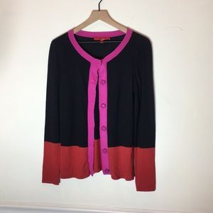Narciso Rodriguez for design nation cardigan